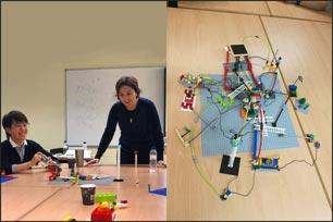 "Workshop Lego® Serious Play® ""Strategic Plan for Internationalization of HEIs"""