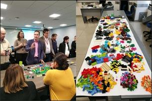 Taller Lego Mètodes Qualitatius